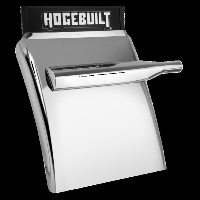 HOGEBUILT PREMIUM QUARTER FENDERS